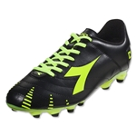 Diadora Evoluzione R MG 14 (Black/Yellow/Blue/White)