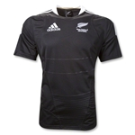 All Blacks 2012 Sevens SS Rugby Jersey