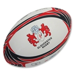 Gilbert Gloucester Supporter Rugby Ball