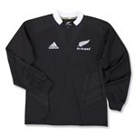 All Blacks 12/13 Youth Home LS Rugby Jersey