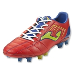 Joma Fit 100 Ultralight FG (Red/Royal/Fluo Yellow)