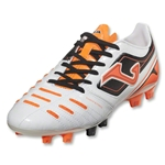 Joma Power FG (White/Orange/Black)