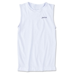 Joma Sleeveless Tight Fit Shirt (White)