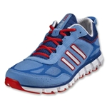 adidas CC Aerate Women's Running Shoe (Blue/Zero Metallic/Core Energy)