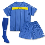Joma Academy Short Sleeve Soccer Kit (Roy/Yel)