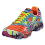 Asics Gel Noosa Tri 7 (Neon Orange/White/Turquoise)