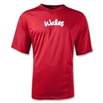 Wales Supporter T-Shirt (Red)