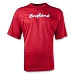 England Supporter T-Shirt (Red)
