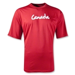 Canada Supporter T-Shirt (Red)