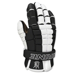 Brine Deft Lacrosse Gloves 12 (Black)