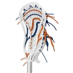 Warrior Evolution 3 Pro Strung Head (Wh/Nv)