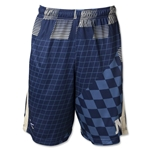 Navy Lacrosse Digital Training Short 1.2