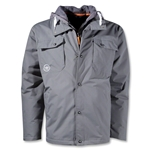 Warrior Captain's Jacket (Gray)