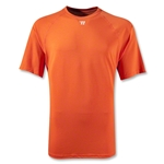 Warrior Tech T-Shirt (Orange)