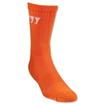 Warrior Crew Socks (Orange)