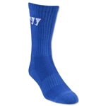 Warrior Crew Socks (Royal)