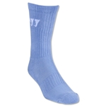 Warrior Crew Socks (Sky)