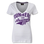Arsenal Women's Deep V T-Shirt