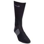 Nike Elite Crew Sock (Black/Gray)