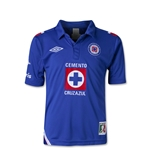 Cruz Azul 12/13 Youth Home Soccer Jersey