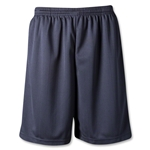 Zip Pocket Coach's Short (Black)