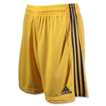 adidas Seattle United Goalkeeper Short (Yellow)