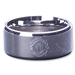 Manchester United Crest Band Ring