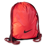 Nike Varsity Girl Metallic Gymsack (Neon Orange)