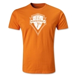 Southaven Chargers Fashion Soccer T-Shirt (Orange)