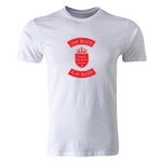 dumpTackle Give Blood-Play Rugby T-Shirt (White)