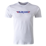 dumpTackle Blind Side T-Shirt (White)