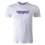 dumpTackle Rugby T-Shirt (White)