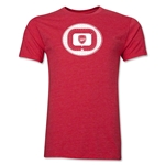 Arsenal Emirates Stadium Men's Fashion T-Shirt (Heather Red)