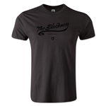 The Blackness Alternative Rugby Commentary SS Rugby T-Shirt (Black)