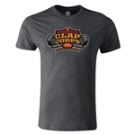 Clap Corp Alternative Rugby Commentary T-Shirt (DkGray)