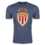 AS Monaco Men's Fashion Soccer T-Shirt (Blue)