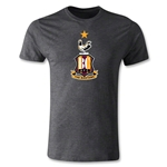 Bradford City Crest Men's Fashion T-Shirt (Dark Gray)