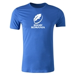 Rugby Romania Premier Supporter T-Shirt (Royal)