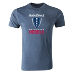 Melbourne Rebels Premier Supporter T-Shirt (Blue)