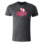 Queensland Reds Premier Supporter T-Shirt (Dk Gray)