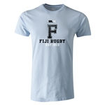 Fiji Rugby Premier Supporter T-Shirt (Sky)
