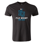 Fiji Est.1913 Premier Supporter T-Shirt (Black)