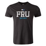 Fiji Rugby Union Premier Supporter T-Shirt (Black)