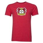 Bayer Leverkusen Men's Fashion T-Shirt (Heather Red)