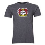 Bayer Leverkusen Men's Fashion T-Shirt (Dark Gray)