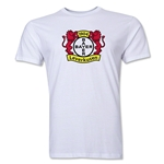 Bayer Leverkusen Men's Fashion T-Shirt (White)