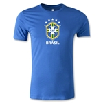 Brazil Men's Fashion T-Shirt (Royal)