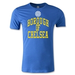 Borough of Chelsea Men's Fashion T-Shirt (Royal)