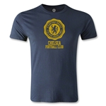 Chelsea Football Club Men's Fashion T-Shirt (Navy)