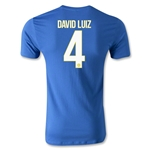 Chelsea DAVID LUIZ Player Fashion T-Shirt